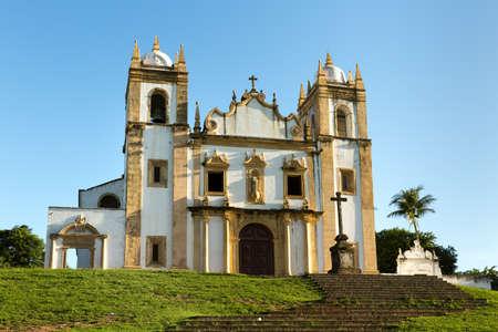 carmo: Carmo church in Olinda, Pernambuco, Brazil