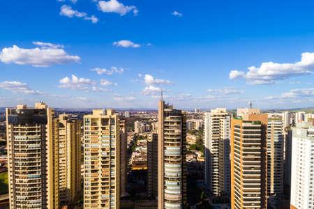 Ribeirao Preto city in Sao Paulo, Brazil Stock Photo