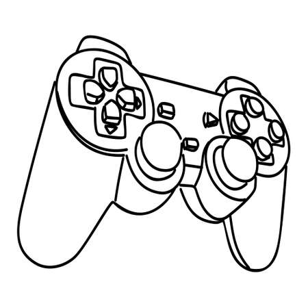 joypad: joypad Illustration