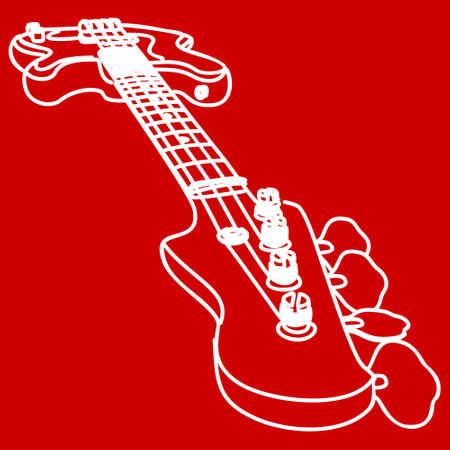 bass guitar: bass guitar