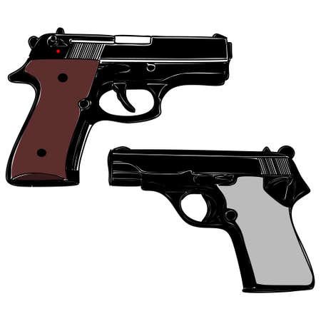 marksmanship: pistols