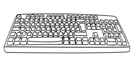 fingerboard: keyboard