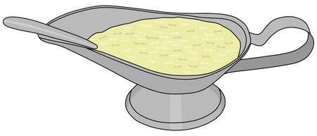mayonnaise: Mayonnaise dish