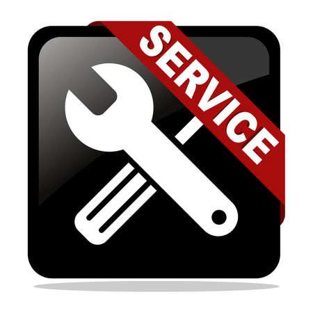 singn: Service icon, service symbol, Tools singn