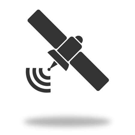 Satelliten-Symbol