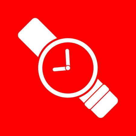 Watch Icon  イラスト・ベクター素材