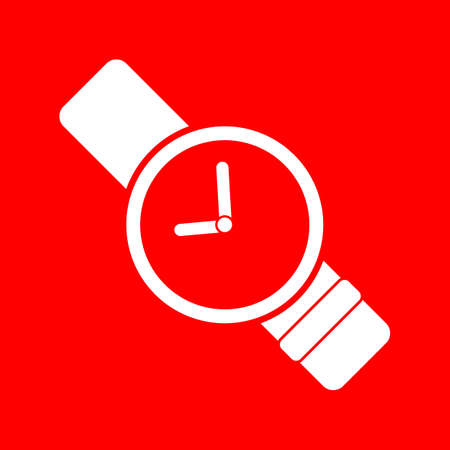 Watch Icon Illustration