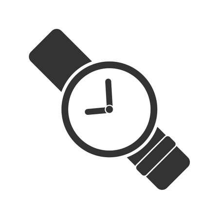 Watch Icon Illusztráció