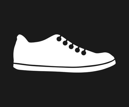 Shoe icon Stock fotó - 63424781