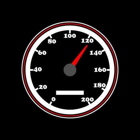 speed meter icon