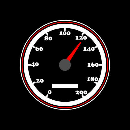 speed meter icon Stock fotó - 63424787
