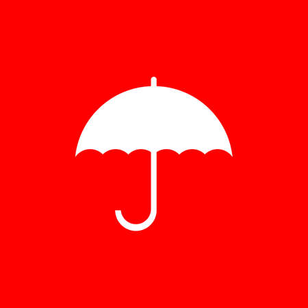 Umbrella icon Stock fotó - 63424808