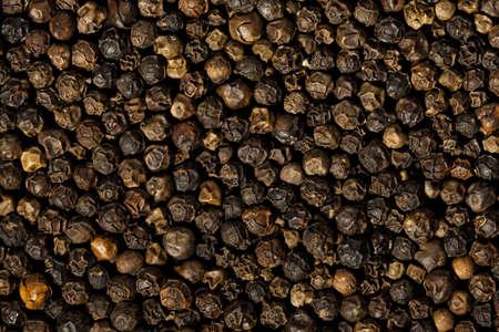 pimienta negra: Fondo de la pimienta Negro