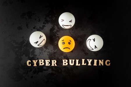 internet bullying or cyber bullying