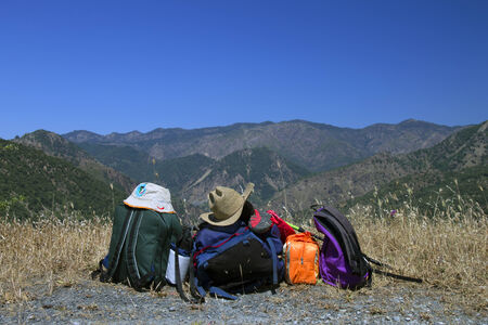 excursions: break in the mountains