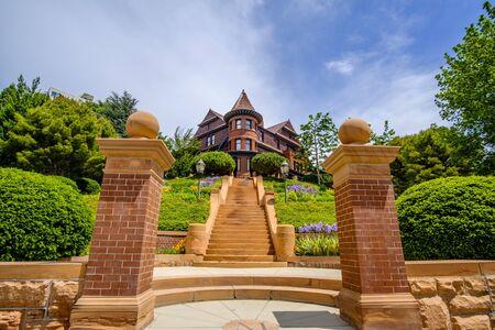 Beautiful house in Salt Lake City, Utah, USA