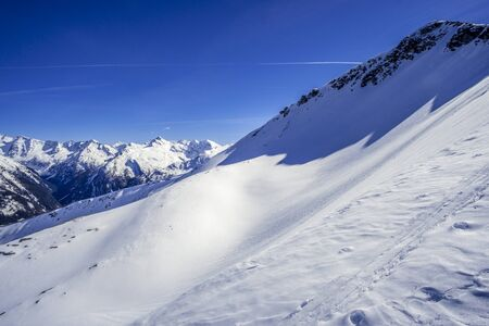 The perfect ski resort for winter vacation, Gastein, Austria