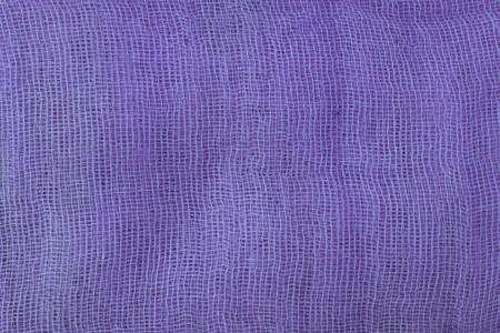 Purple gauze texture