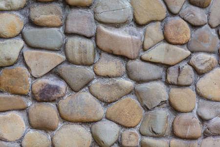 Colorful stone texture Banco de Imagens