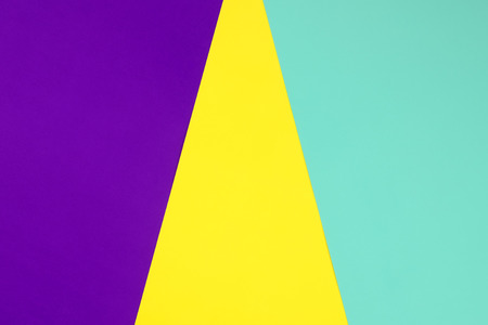 Abstract color paper geometric background. Creative design wallpaper