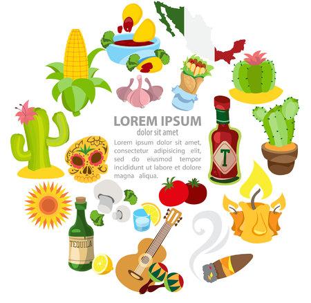 Infographics Mexico
