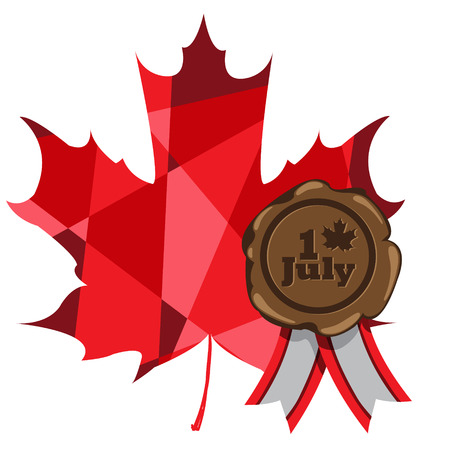 Canada Day, national symbol of Canada, 1 july