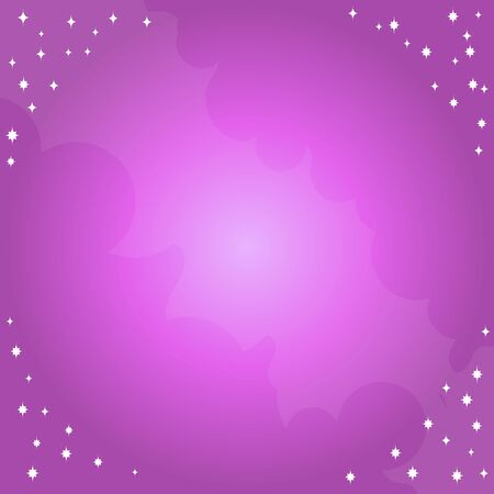 Pink background with abstract pattern. Template for a poster, cards, leaflets. 矢量图像