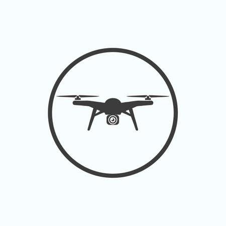 Drone. Vector illustration.