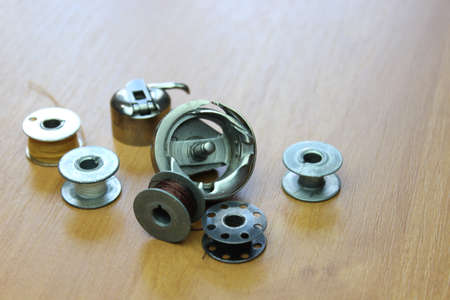 Spare parts for sewing machines