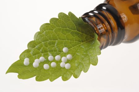 holistic: homeopathy alternative medicine