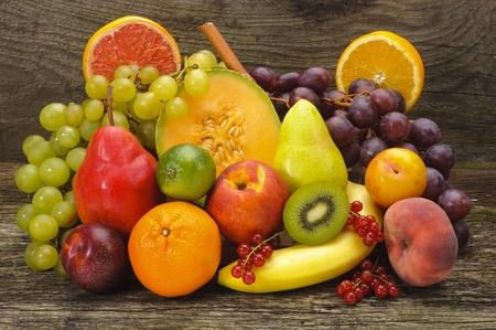 mixed fruits: mixed fruits