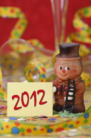 new year 2012 photo