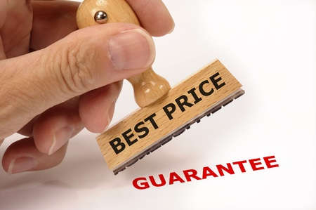 best seller: rubber stamp marked with BEST PRICE Stock Photo