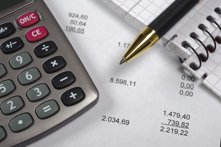 taxes budgeting: budget calculation