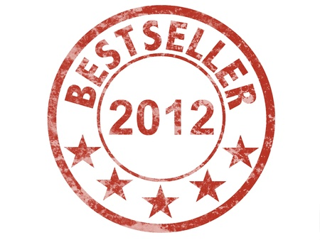 grunge rubber stamp bestseller 2012 photo