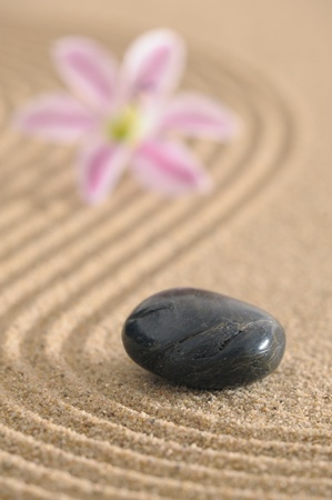 zen garden Stock Photo - 14189817