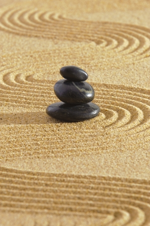 Japan ZEN garden Stock Photo - 23333465