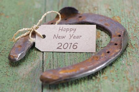 talisman: herradura como talismán para el nuevo año 2016