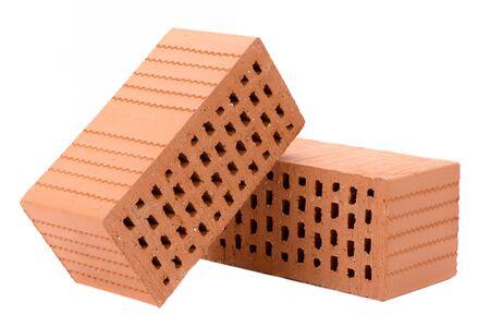 ceramica: ladrillos para la construcción de viviendas y