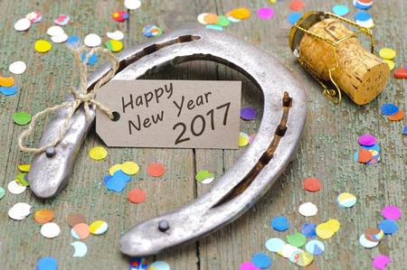 talismán: herradura como talismán para los nuevos años 2017