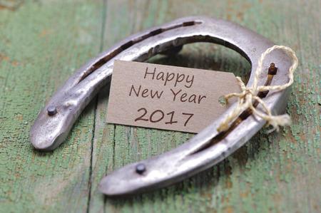 talism�n: herradura como talism�n para los nuevos a�os 2017