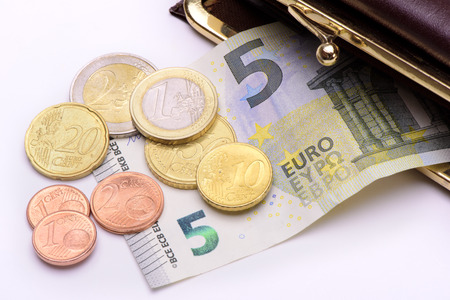 8,84 Euro minimum wage in Germany Stock Photo - 60720973