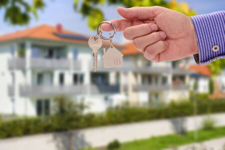 offer and purchase of an new house