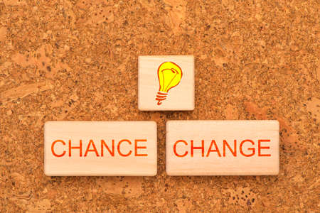 change and chance in balance