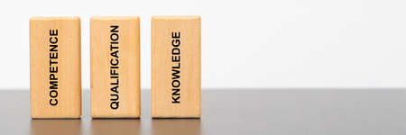 competence, qualification, and knowledge