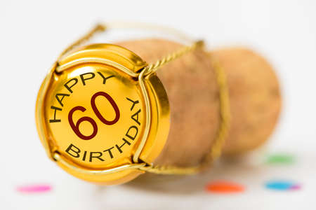 happy congratulations to the 60th birthday