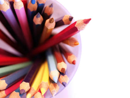 Color pencils  Stock Photo - 16961188