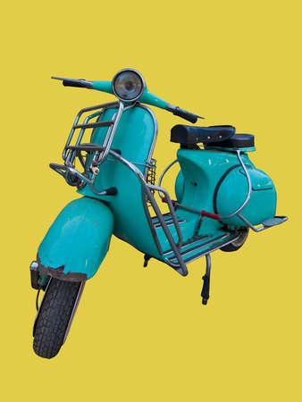 Classic motorbike Stock Photo - 17006153