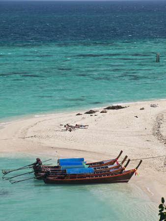Lipe island, Thailand Editorial