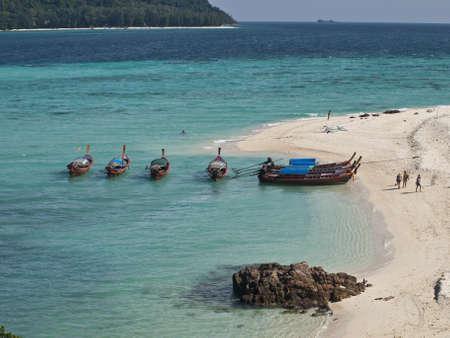 Lipe island, Thailand